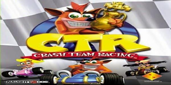 تحميل لعبة كراش القديمة الاصلية للكمبيوتر والاندرويد Crash Team Racing - مستعجل