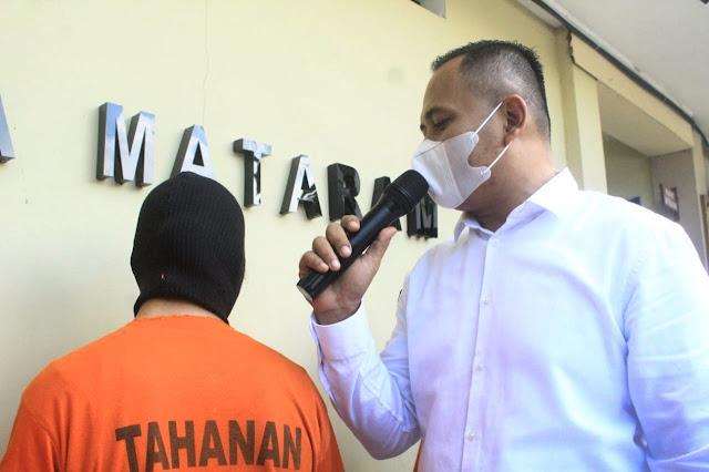 Oknum ASN Lombok Utara tertangkap tangan transaksi sabu