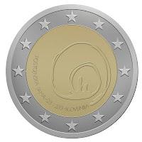 slovenia 2 euroa kolikko postojnan luola 2013