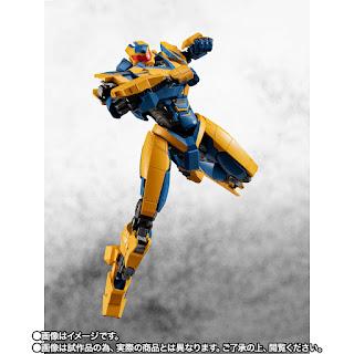 Pacific Rim: The Black - Atlas Destroyer Robot Spirits, Tamashii Nations