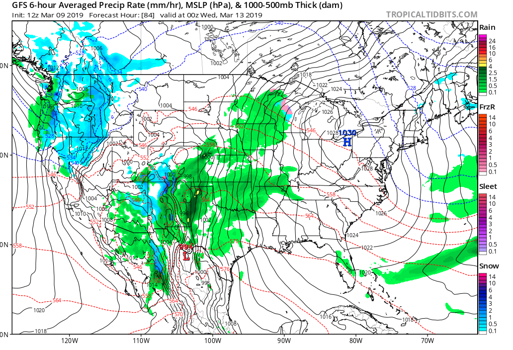 Powerful Storm To Hammer Area Monday Into Wednesday With