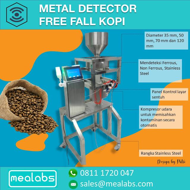 metal detector kopi