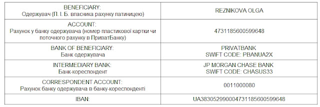 Discover Ukraine Donations