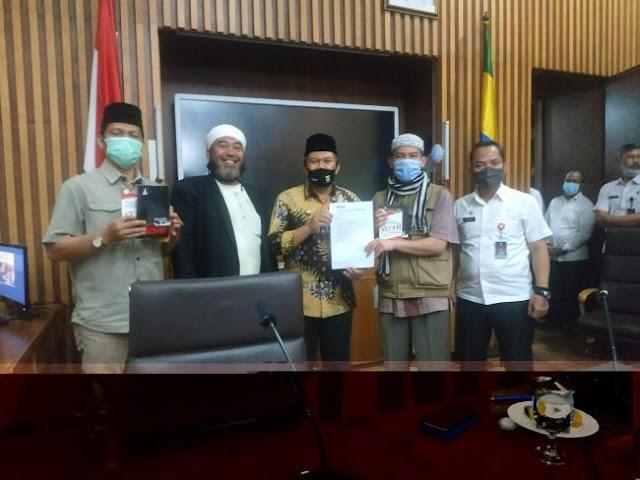 Gabungan Ormas Islam Minta Wali Kota Bandung Terbitkan Peraturan Melarang Penyebaran Syiah