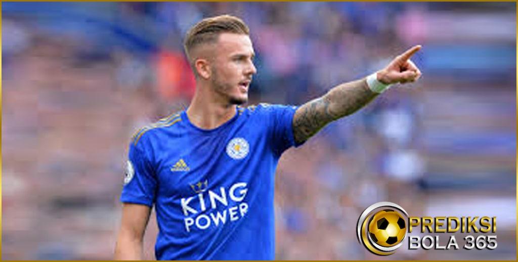 Prediksi Skor Bola – James Maddison Akui Masih Bahagia di Leicester