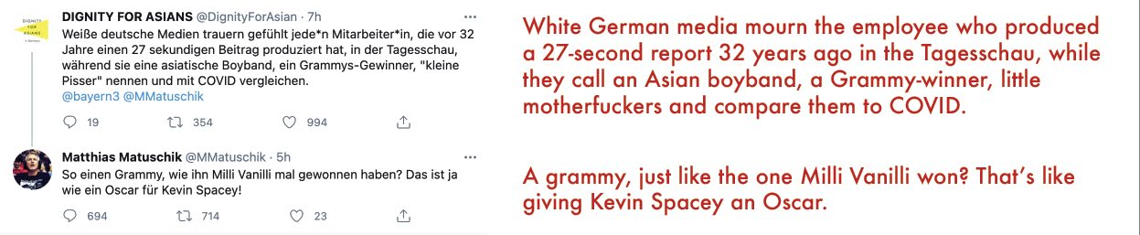 German Radio Host Matthias Matuschik's Racist Comments on BTS Make ARMYs Angry