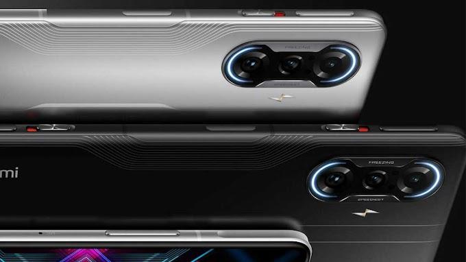 سلسلة Redmi K40 Gaming لايت مع معالج Dimensity 1100 بسعر معقول