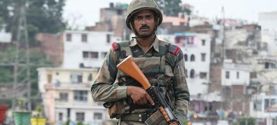 Indian Border Dispute