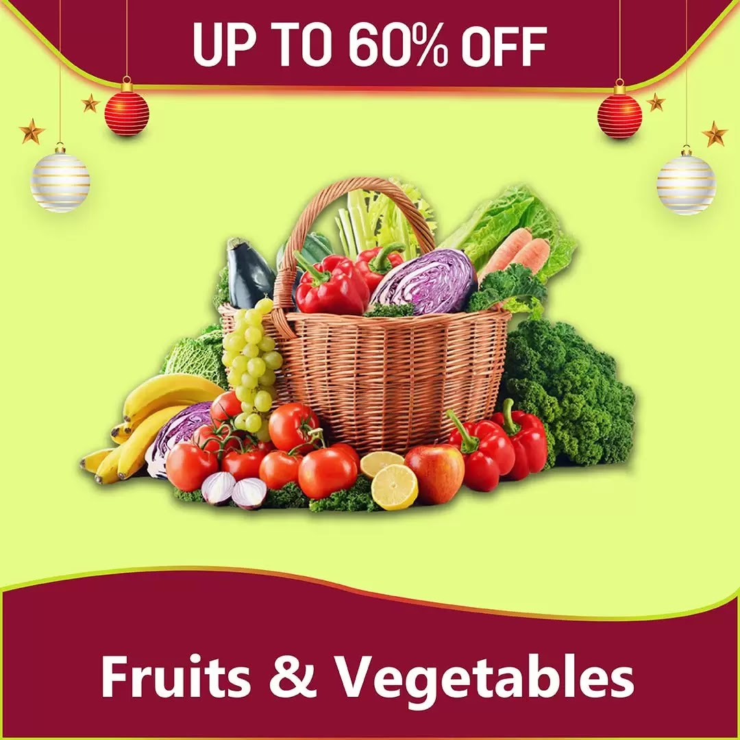 Fruits Vegetables 198