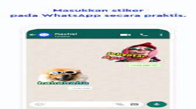 Download Apk Stiker WA Lucu