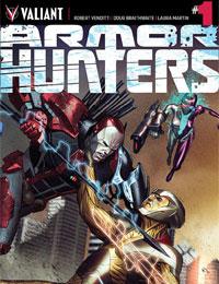 Armor Hunters Comic