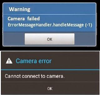 Cara Mudah Perbaiki Kamera Android Yang Rusak/Error