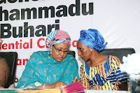 I STAND WITH AISHA BUHARI BY AZU ISHIEKWENE