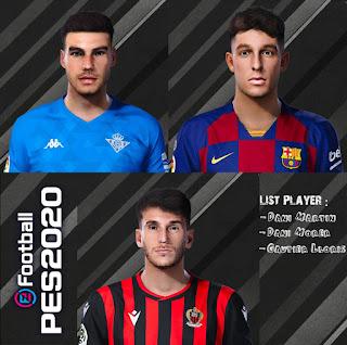 PES 2020 New Facepack V2 by Raden