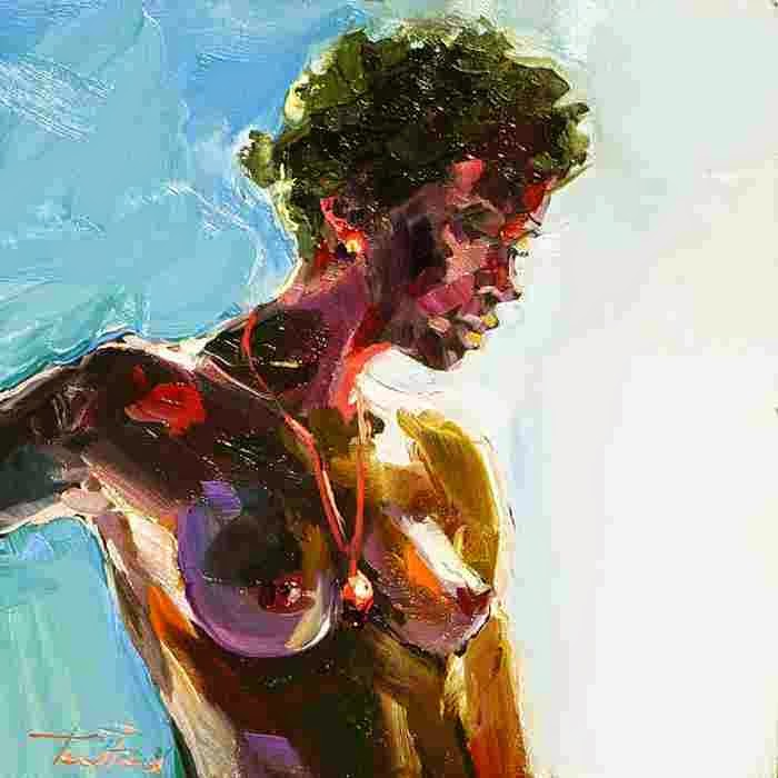Немецкий художник. Jurij Frey