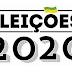 Eleições 2020: servidores públicos têm até sábado para se afastar de cargos