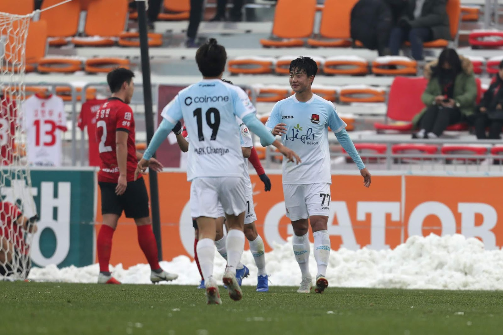 Preview: Gangwon FC vs Daegu FC K League 1 Kim Ji-hyun Kim Ji-hyeon