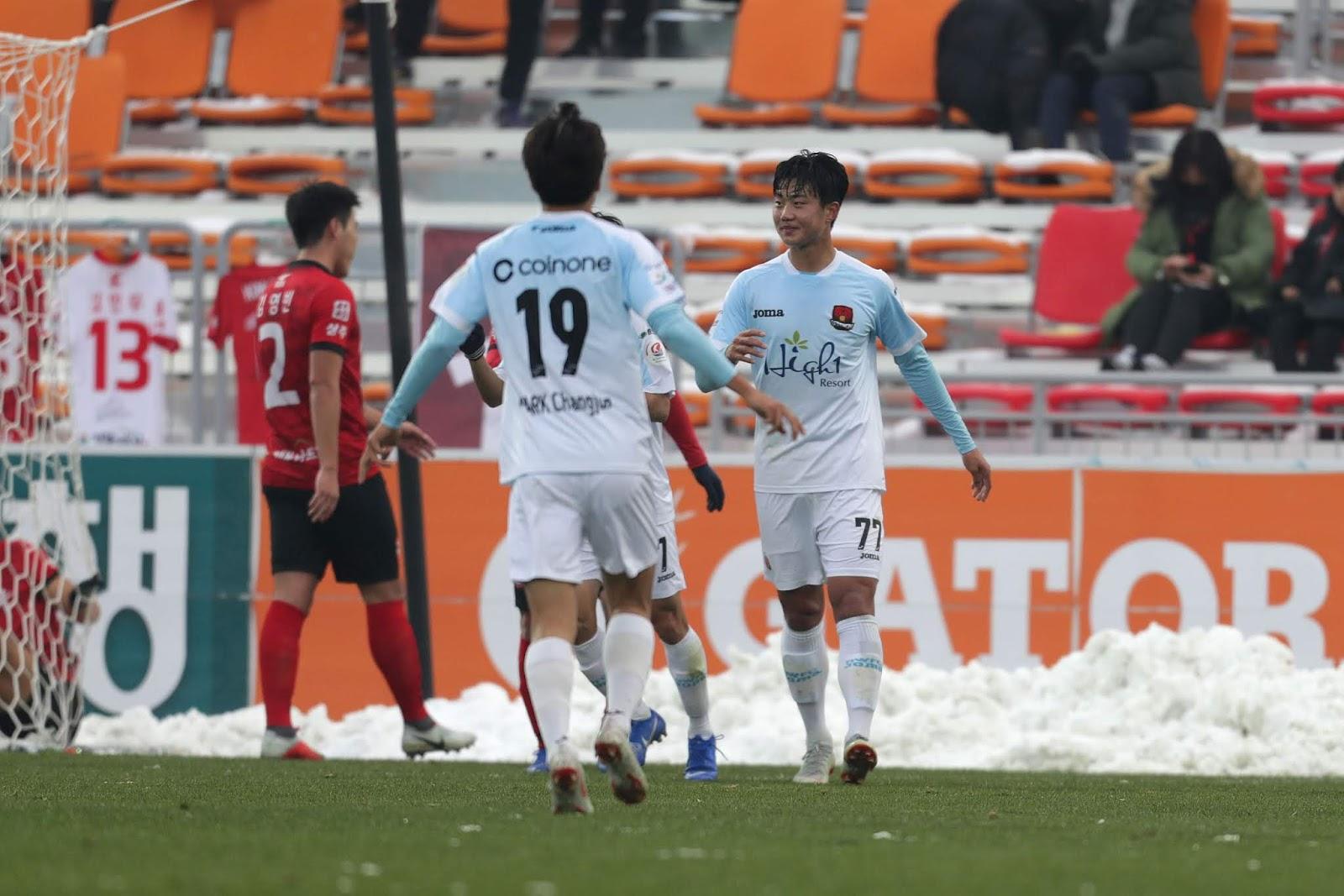 Preview: Gangwon FC vs Daegu FC K League 1 Kim Ji-hyun Kim Ji-hyeon