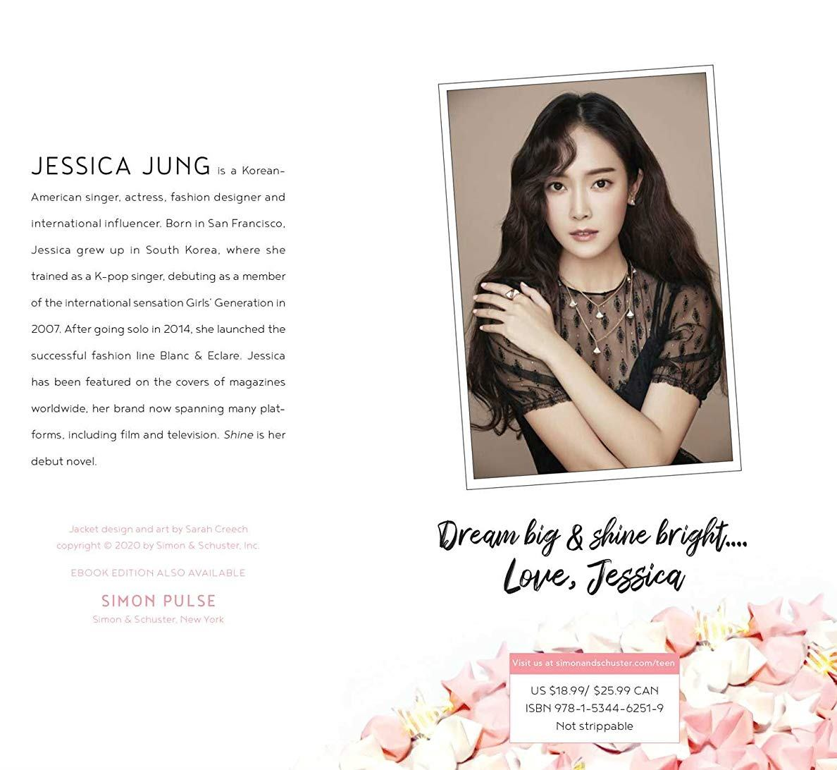 Meet Rachel From Jessica Jung S Novel Titled Shine Wonderful Generation