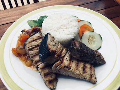 Rosma Beach Resort Food