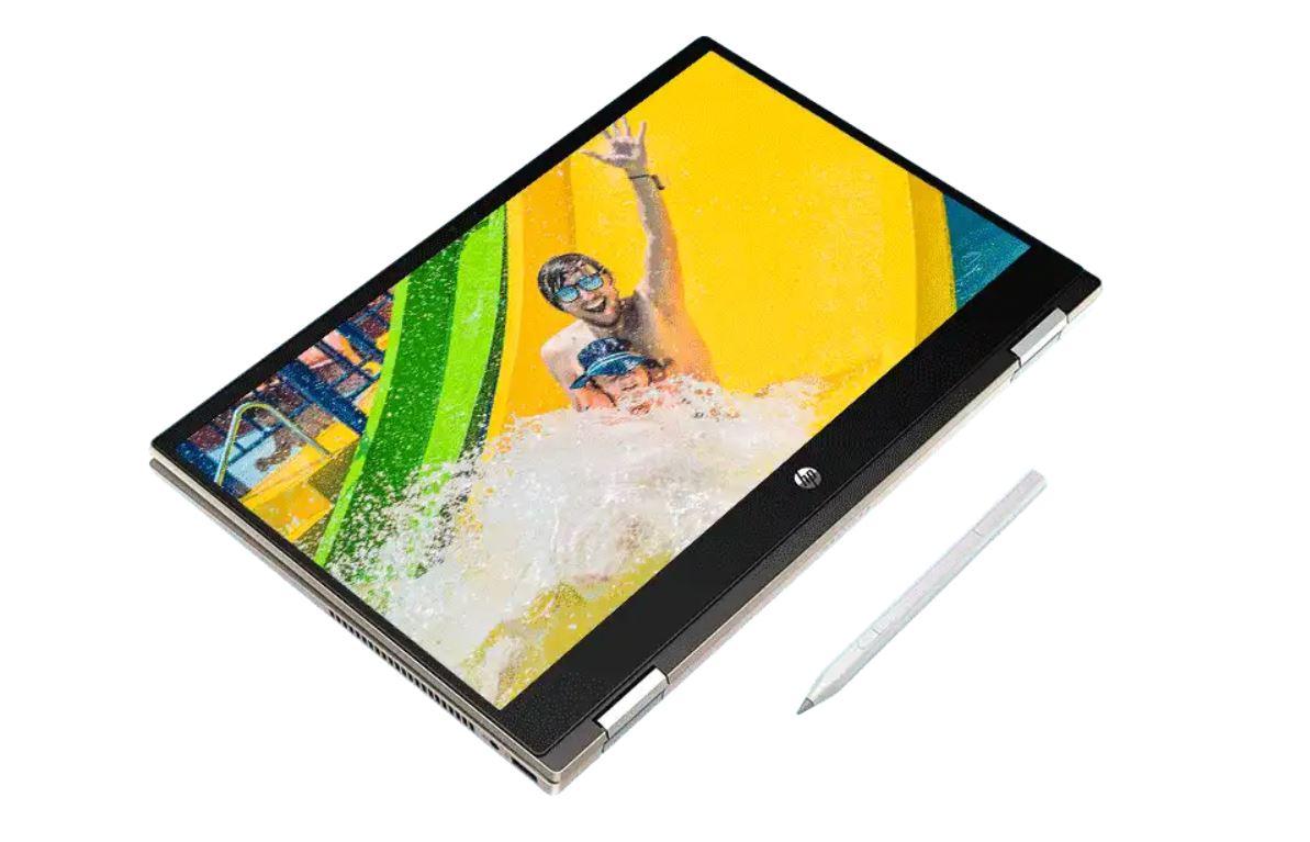 Harga dan Spesifikasi HP Pavilion x360 14 dw1024TU, Laptop Hybrid Bertenaga Intel Core i5 11th Gen
