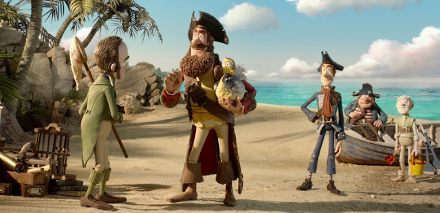 The Pirates! In an Adventure with Scientists! (2012)