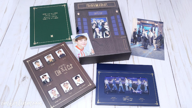 BTS 5th Muster DVD Unboxing