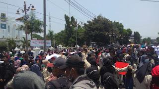 Mahasiswa Cirebon Bersatu Tolak RUU KUHP