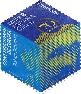 CONSTRUCTORES DE EUROPA. ROBERT SCHUMAN