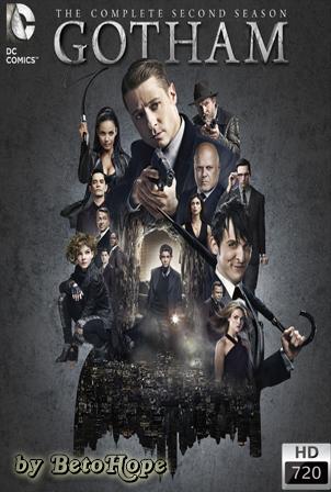 Gotham Temporada 2 [2015] [720p] [Latino-Ingles] HD 1080P [Google Drive] GloboTV