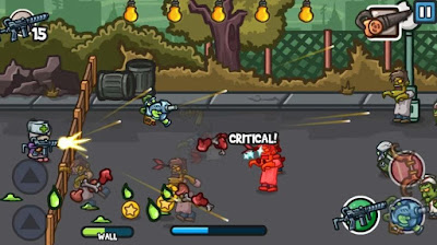 shooting game zombie terbaik android zombie guard