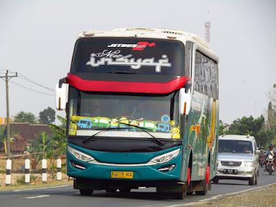 Foto Bus Garuda Mas Jetbus 2+ Insyaf
