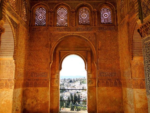 La Alhambra Palace - Granada