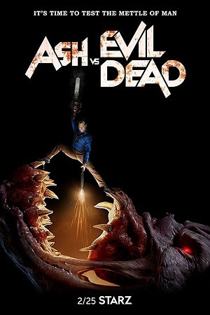 Ash vs Evil Dead - 3ª Temporada Completa Séries Torrent Download capa