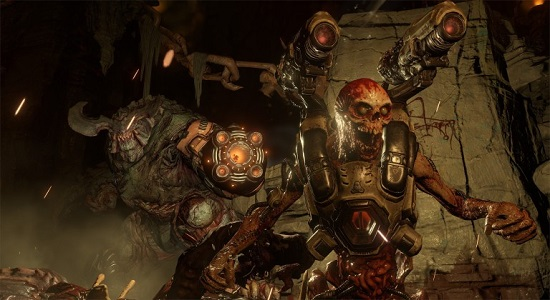 Doom 2016 PC Game
