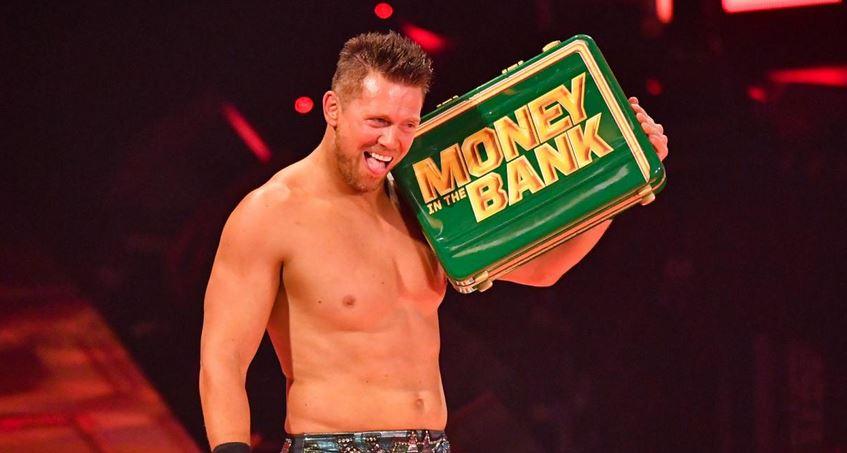 """Vince McMahon queria algo """"chocante"""" ao colocar The Miz como Mr. Money in the Bank"""