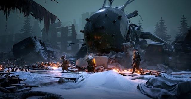 ألعاب Mutant Year Zero و Hyper Light Drifter متاحة مجانا لمتجر Epic Games
