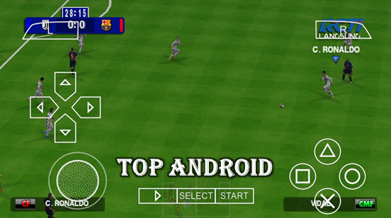 PES 2019 PPSSPP Android Offline