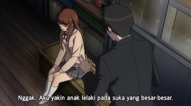 Kesimpulan  Anime Amagami SS