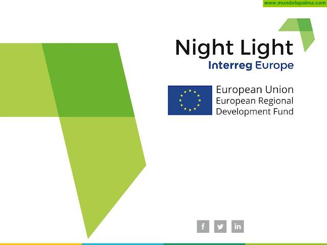 La Palma acoge la reunión del proyecto europeo 'Night Light' sobre control de la contaminación lumínica y astroturismo