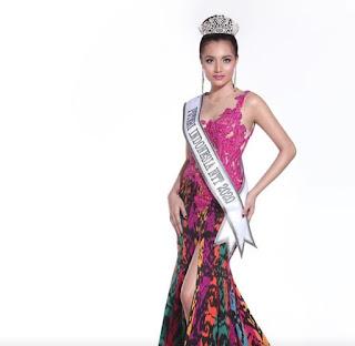 Profil virginia boelan, putri Indonesia 2020
