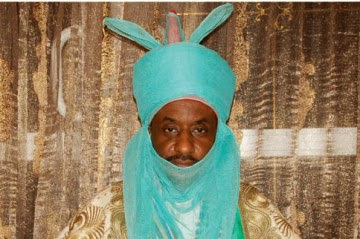 Three Feared Dead as Sanusi Receives Staff of Office
