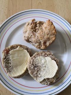 Ulster scones