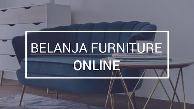 Pengalaman Terbaik Belanja Furniture Online di iCreate.id