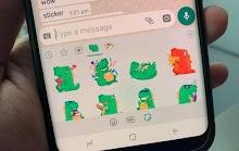 WhatsApp Mulai Hadirkan Fitur Sticker untuk Semua Pengguna
