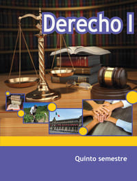 Derecho I Quinto Semestre Telebachillerato