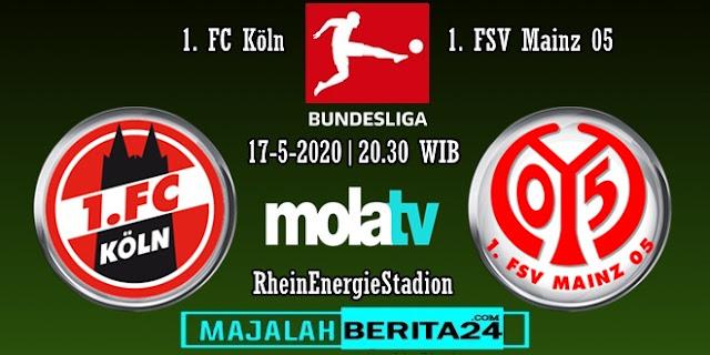 Prediksi FC Koln vs Mainz 05