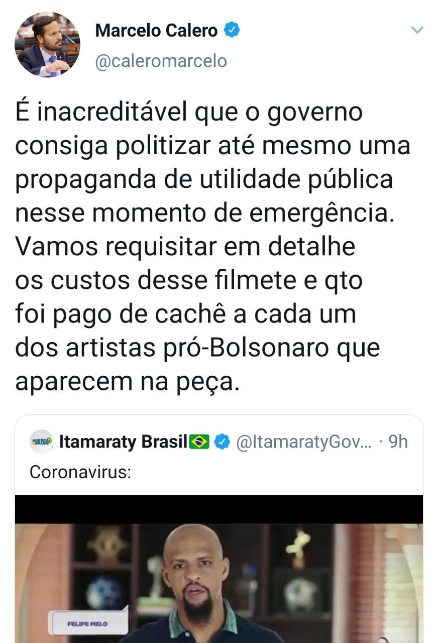 Marcelo Carelo Bolsonaro