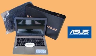 Spesifikasi Laptop Asus X441UA