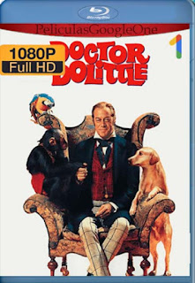 Doctor Dolittle [1967] [1080p BRrip] [Latino- Ingles] [GoogleDrive] LaChapelHD